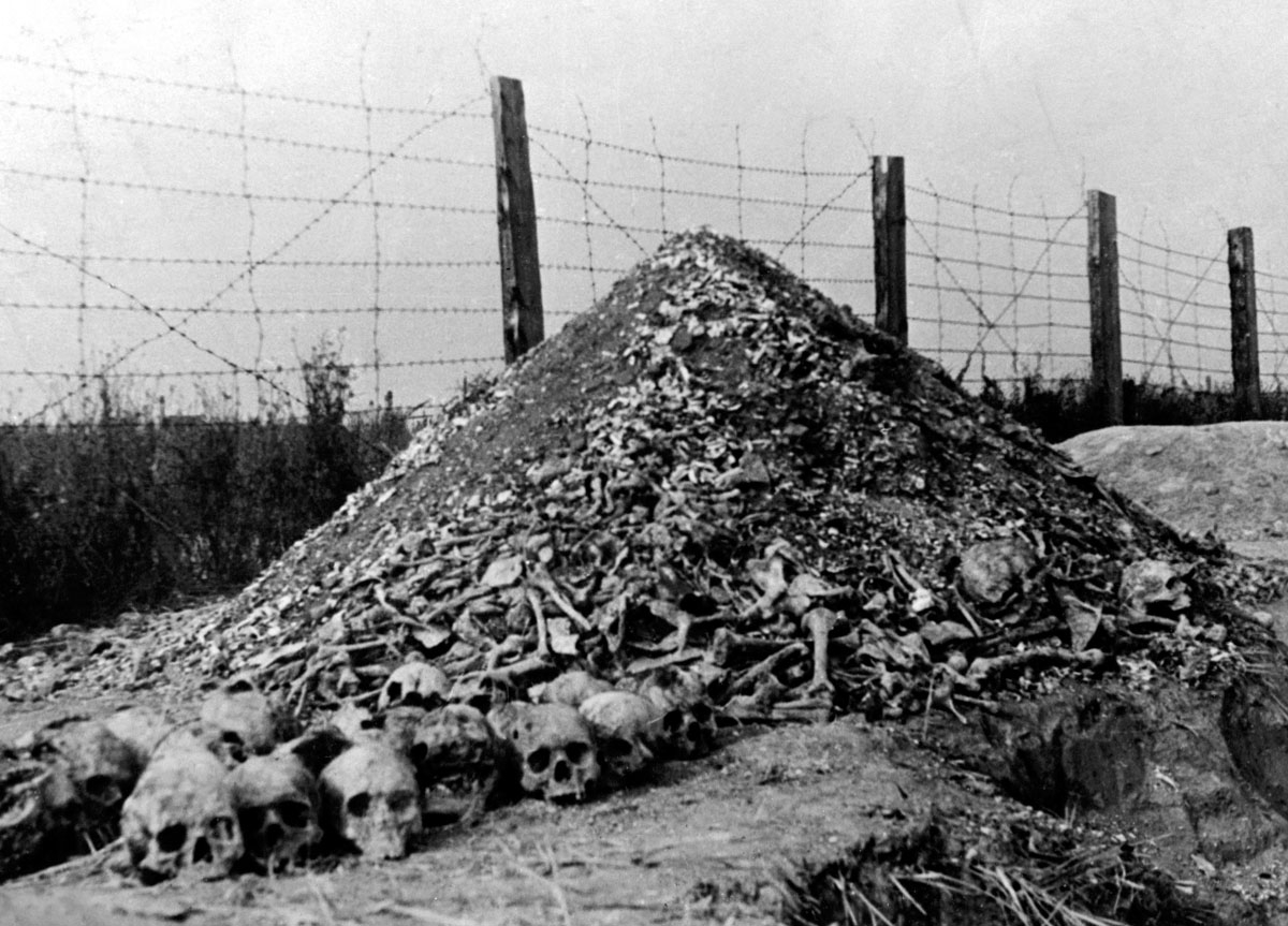 a history of the auschwitz a nazi concentration camp used in the holocaust