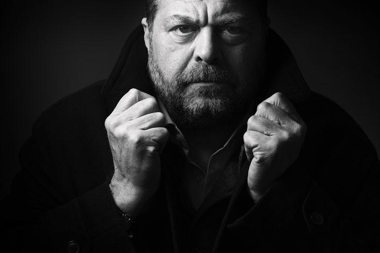 Maître Eric Dupond-Moretti