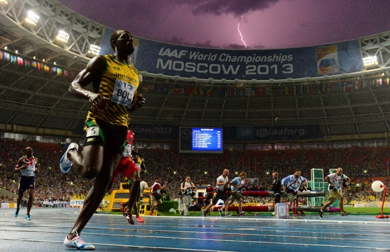 ATHLETICS-WORLD-2013-100M