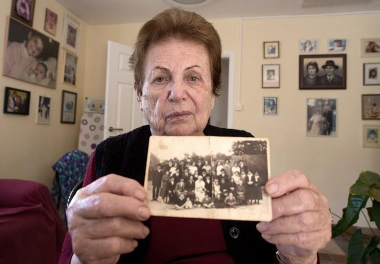 ISRAEL-HOLOCAUST-AUSCHWITZ-FILES