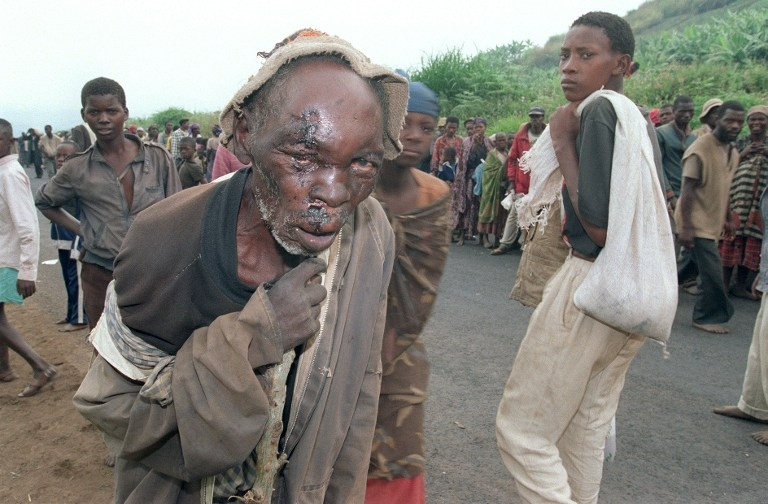 notes on rwandan genocide 1994 A summary of the rwandan genocide rwanda: a  rwanda's population of  more than 7 million people is  on 6 april 1994, the deaths of the presidents of.
