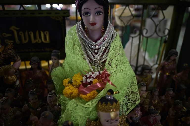 THAILAND-LIFESTYLE-CULTURE-RELIGION