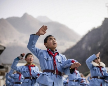TOPSHOTS-CHINA-SCHOOL-EDUCATION-POPULATION