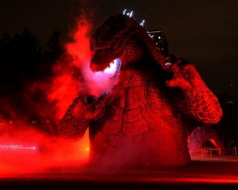 JAPAN-US-MOVIE-GODZILLA