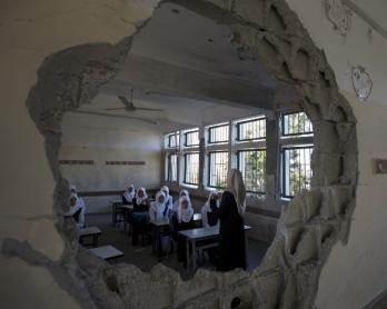 PALESTINIAN-ISRAEL-CONFLICT-SCHOOL