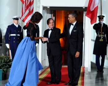 US-FRANCE-DIPLOMACY-OBAMA-HOLLANDE