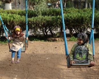 SYRIA-CONFLICT-CHILDREN