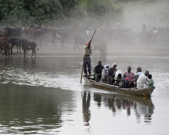 CHAD-NIGERIA-UNREST-LAKE