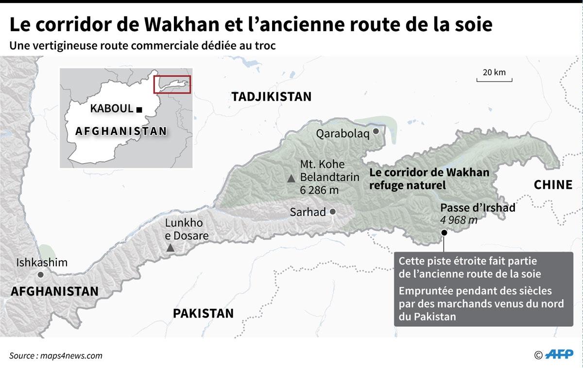 Corridor du Wakhan, Afghanistan et Tadjikistan, Gohar Abbas